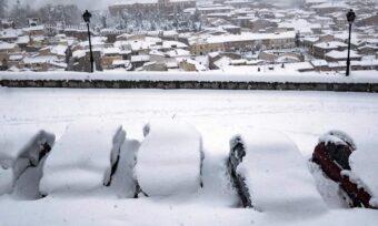 El Consorcio de Compensación de Seguros no cubre los daños producidos por la nieve o hielo, aunque sí por inundaciones o fuertes vientos