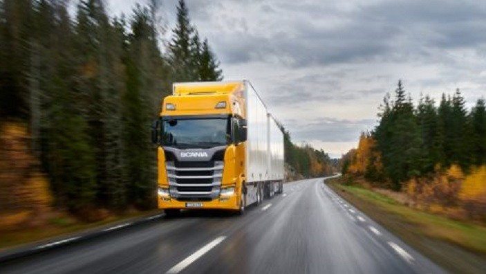 El Scania 540S Es el gran ganador en las pruebas comparativas de prensa