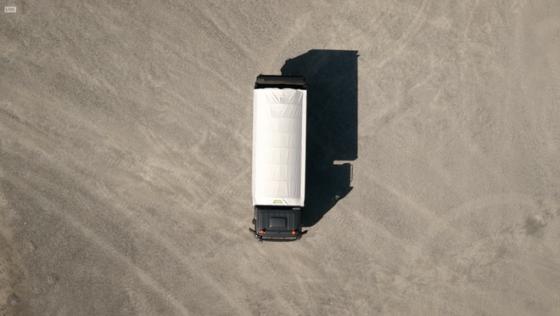 """Tres errores """"de confianza"""" cometidos por un conductor de camión de última generación"""