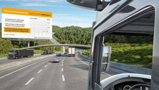 Miles de camiones, obligados a instalar un tacógrafo nuevo en sólo 16 meses